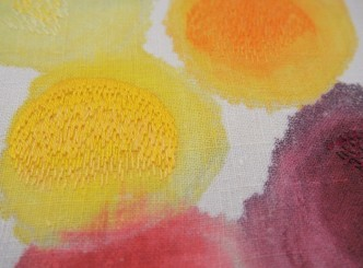 Detail, Stains, 2013
