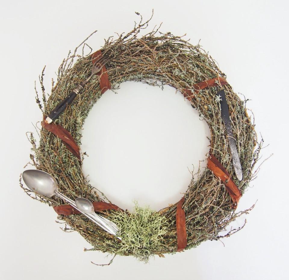 1860s Memorial Wreaths